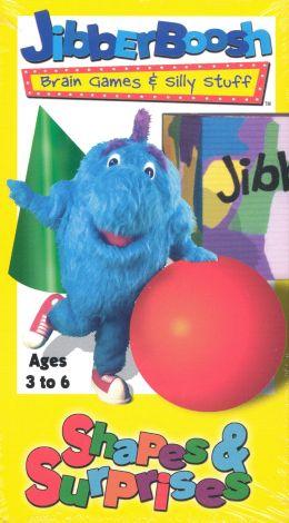 JibberBoosh: Shapes & Surprises