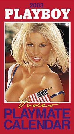 2003 Video Playmate Calendar