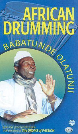 Babatunde Olatunji: African Drumming