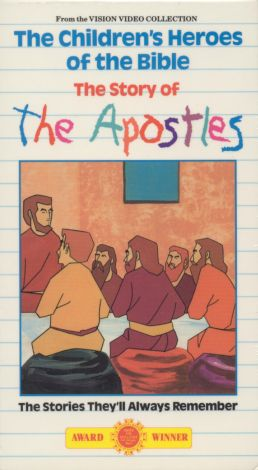 Children's Heroes of the Bible: The Story of the Apostles