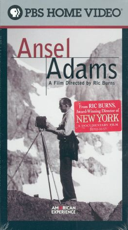 American Experience : Ansel Adams: A Documentary Film