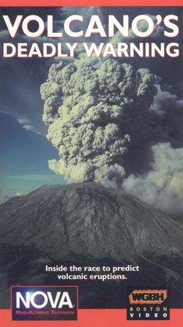 NOVA : Volcano's Deadly Warning