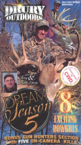 Drury Outdoors Adventure: Dream Season, Vol. 5