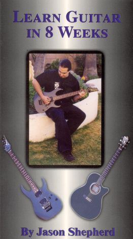 Learn Guitar in Eight Weeks