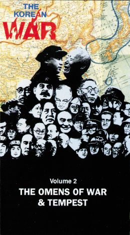 Korean War, Vol. 2: The Omens of War & Tempest