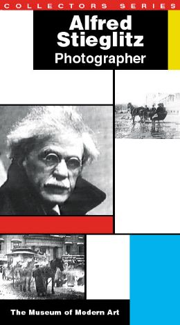 Museum of Modern Art: Alfred Stieglitz - Photographer