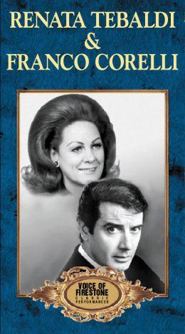 Voice of Firestone: Italy's Gold, Opera Gods - Renata Tebaldi & Franco Corelli