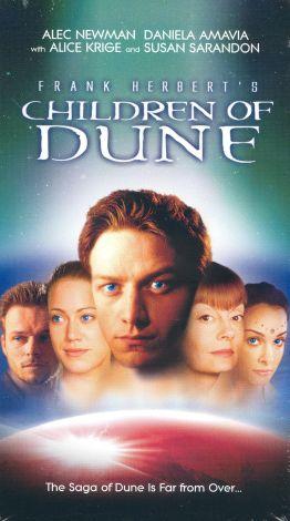 Frank Herbert's 'Children of Dune'