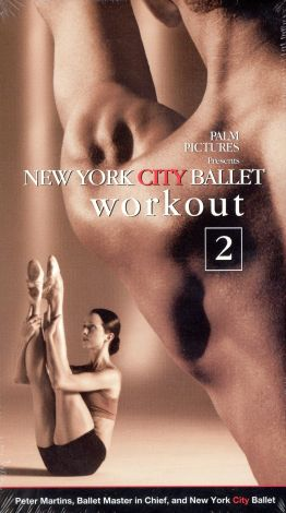 The New York City Ballet Workout, Vol. 2