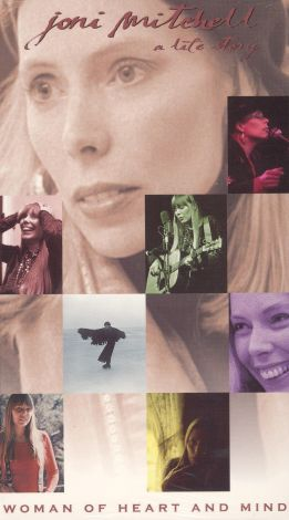 American Masters : Joni Mitchell: Woman of Heart and Mind