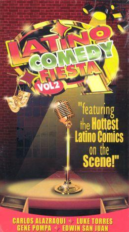 Latino Comedy Fiesta, Vol. 2