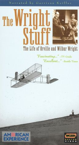 American Experience : The Wright Stuff