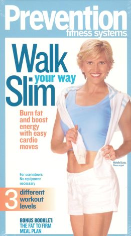 Prevention Fitness Systems: Walk Your Way Slim (2003 ...