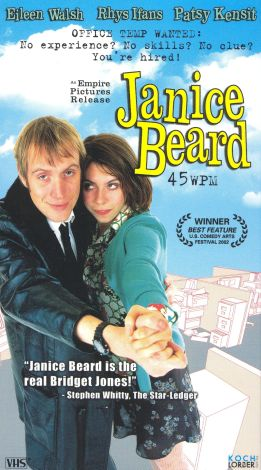Janice Beard: 45 Words per Minute