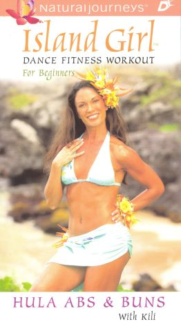 Island Girl Dance Fitness Workout for Beginners: Hula Abs & Buns