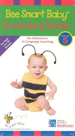 Bee Smart Baby: Vocabulary Builder, Vol. 5
