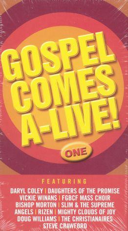 Gospel Comes A-Live!
