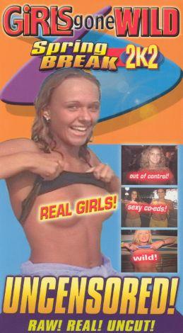Girls Gone Wild: Spring Break 2K2