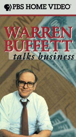 Warren Buffett Talks Business