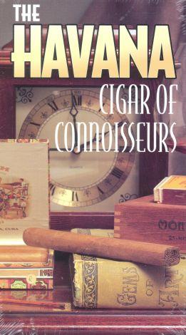 The Havana: Cigar of Connoiseurs