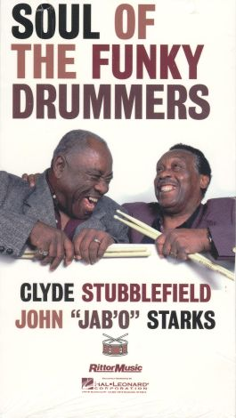 Soul of the Funky Drummers