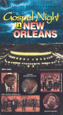 Gospel Night in New Orleans