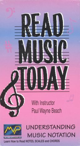 Read Music Today, Vol. 1