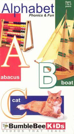 Alphabet Phonics and Fun