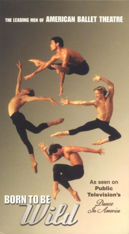 Born to Be Wild: The Leading Men of American Ballet Theatre