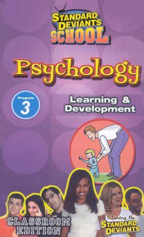 Standard Deviants School: Psychology, Module 3
