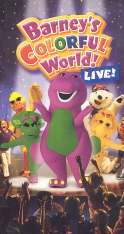 Barney: Colorful World! Live!