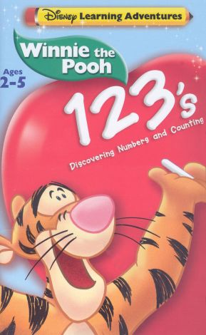 Winnie the Pooh: 123's - Discovering Numbers and Counting