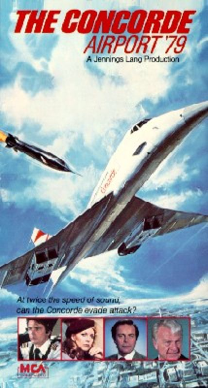 The Concorde...Airport '79 (1979) - David Lowell Rich ...