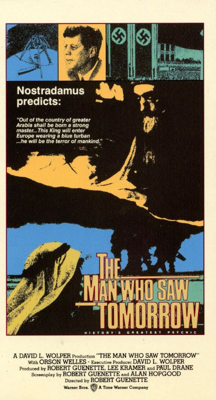The Man Who Saw Tomorrow (1981) - Robert Guenette | Synopsis