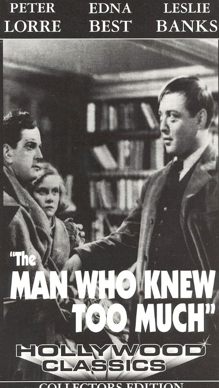 The Man Who Knew Too Much (1934) - Alfred Hitchcock ...