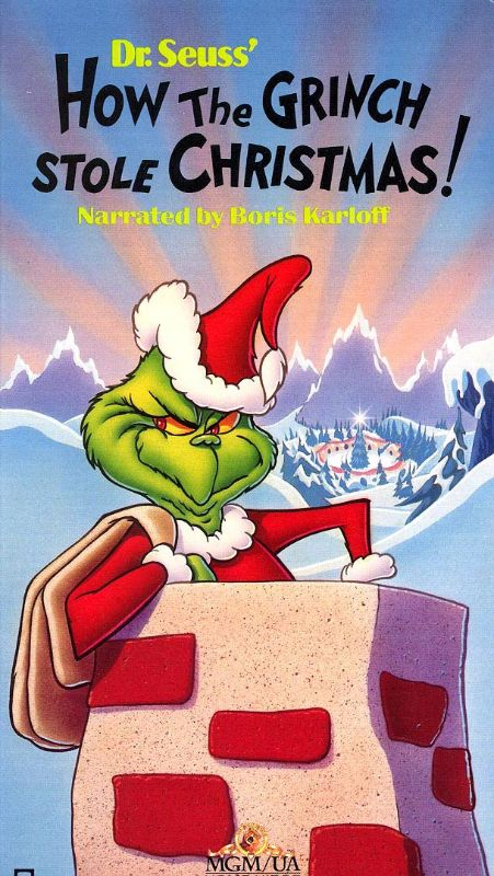 How The Grinch Stole Christmas 1966 Dvd.How The Grinch Stole Christmas 1966 Chuck Jones Ben
