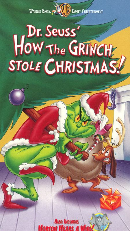 How The Grinch Stole Christmas 1966.How The Grinch Stole Christmas 1966 Chuck Jones Ben