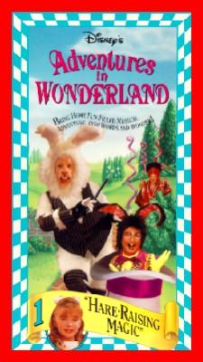 Disney's Adventures in Wonderland: Hare Raising Magic
