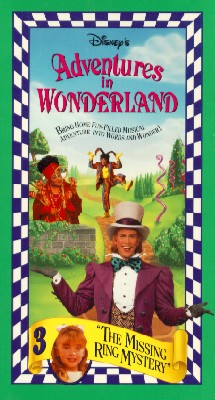 Disney's Adventures in Wonderland: Missing Ring Mystery