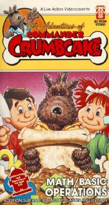 Adventures of Commander Crumbcake