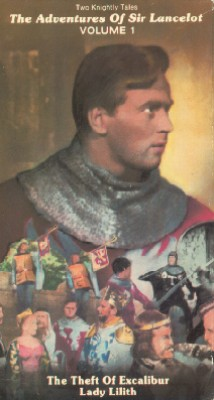 The Adventures of Sir Lancelot: The Knight With the Red Plume