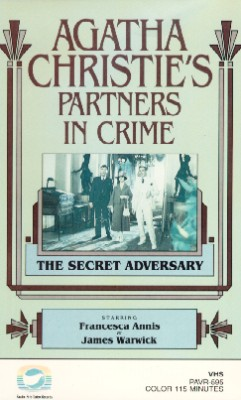 Agatha Christie's Partners in Crime: The Secret Adversary