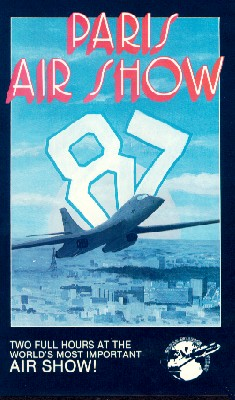 Paris Air Show '87