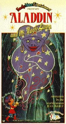 aladdin et la lampe merveilleuse 1969