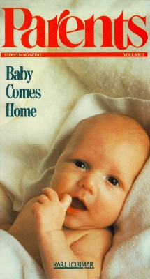 Parents Magazine: Baby Comes Home