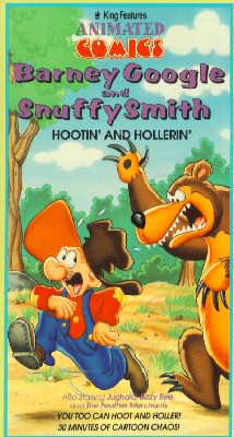 Barney Google and Snuffy Smith: Hootin' and Hollerin'