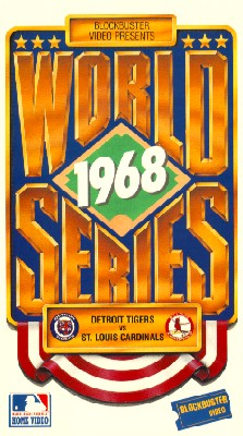 MLB: 1968 World Series