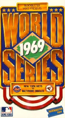 MLB: 1969 World Series - NY Mets vs. Baltimore