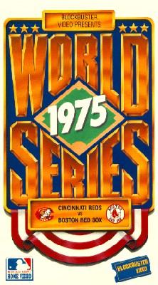 MLB: 1975 World Series - Cincinnati vs. Boston