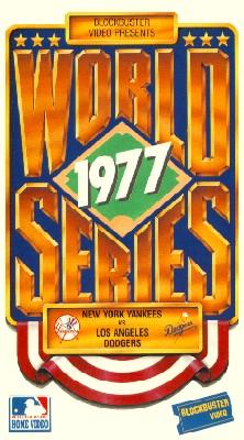 MLB: 1977 World Series - New York Yankees vs. Los Angeles Dodgers